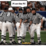 Science humor: penalties we'd get if research was like sports