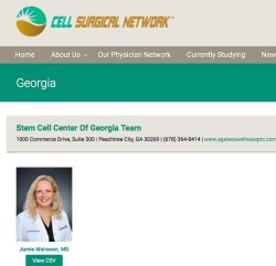 Walraven Cell Surgical Network