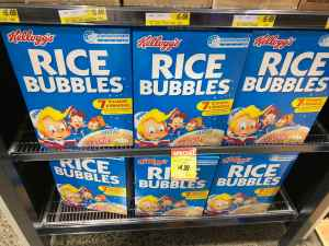 Rice Bubbles