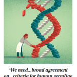 Mixed messages on CRISPR babies from National Academies versus their experts: a look at new Science piece