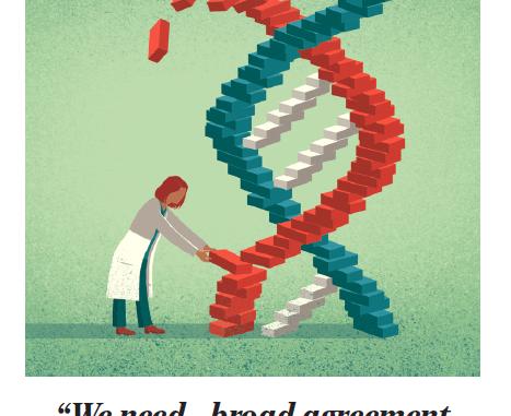 National Academy CRISPR Baby article