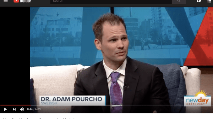 Swedish Adam Pourcho Regenerative Medicine