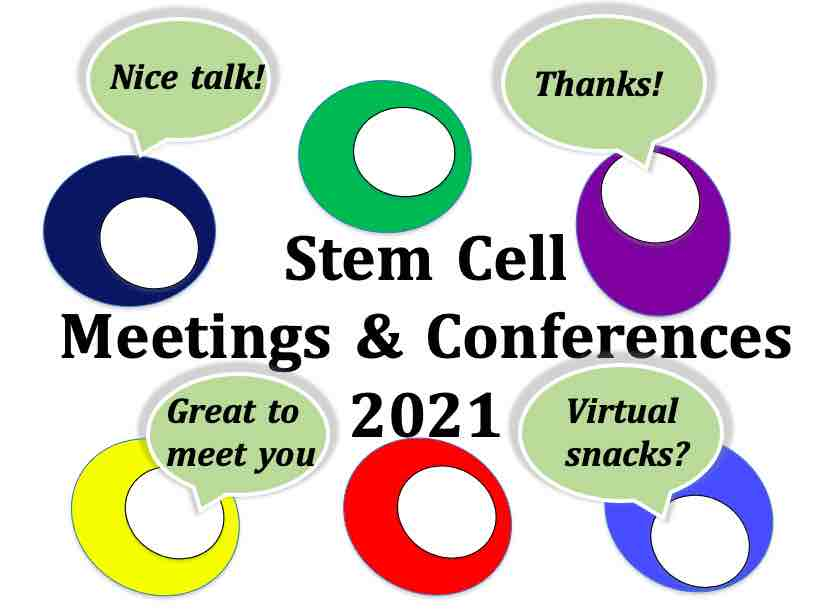 stem cell meetings 2021