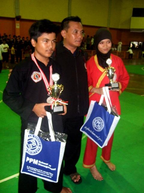 Perguruan Silat Terbaik Di Indonesia : perguruan, silat, terbaik, indonesia, Tapak, Jakpus