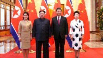 China confirms Jong-un visit