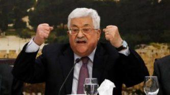 Palestine pres