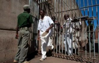 Zimbabwe president pardon