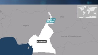 Cameroon - Suicide Bombers
