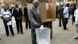Angolan-election