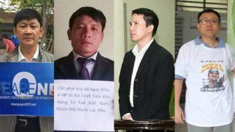 EAP 3 - Vietnam Activists