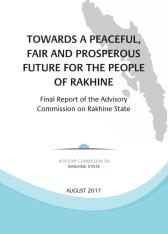 Final Report of the Advisory (Rakhine)