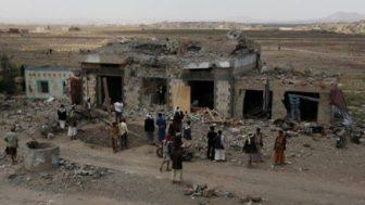 Yemen - Airstrike