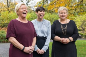 Norway - top three government positions