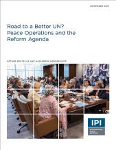 IPI UN Report