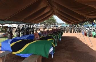 DRC - Rebels kill