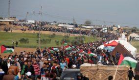 GAZA Seventeen Palestinians Killed