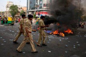 INDIA At least 7 people killed