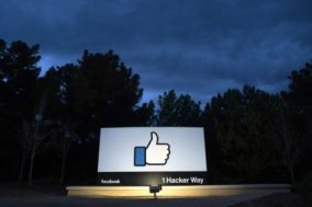 RUSSIA Facebook deletes hundreds