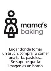Logotipo Mama's Baking