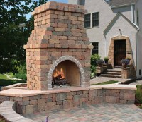 Fire-pits & Fireplaces - Interlocking Pavers Specialist ...
