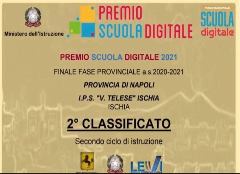 Premio Scuola Digitale Telese
