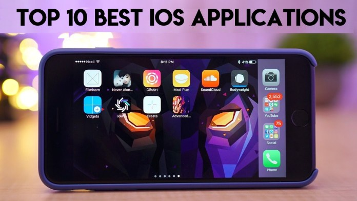 Top 10 free iOS apps