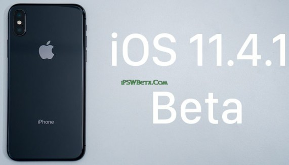 iOS 11.4.1 beta 2 ipsw