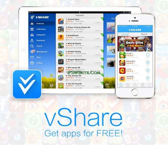 How to Get vShare iOS 12 Free Without Jailbreak - Full Guide