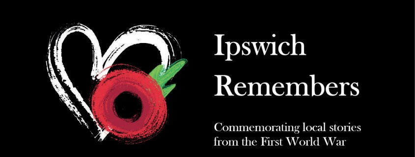 Ipswich Remembers header