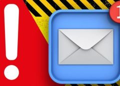 Gmail and Outlook warning