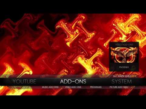 INSTALL INFERNO BUILD V1.1 ON XBMC KODI ~]