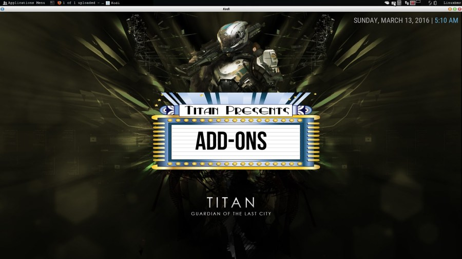INSTALL THE INCREDIBLE TITAN BUILD ON KODI!!!  (JOENOBODY010101)