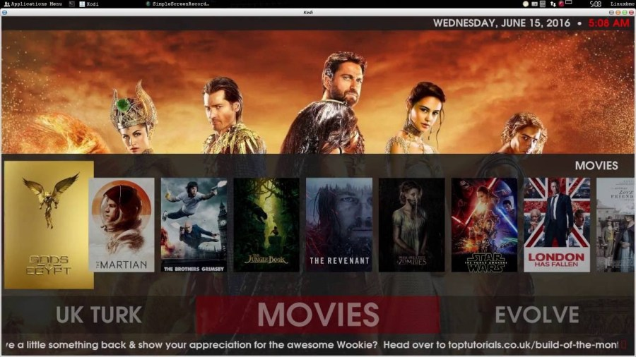 INSTALL THE NEW LOOK WOOKIE KODI BUILD – THE REAL LEADER OF ALL KODI BUILDS!!!