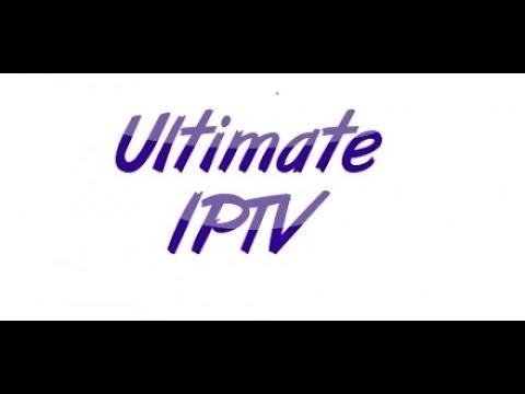 NUEVO ADDON ULTIMATE IPTV
