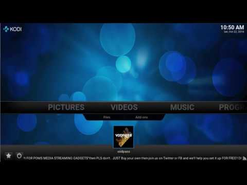 THE BEST LIVE TV IPTV ADDON FOR KODI OCTOBER 2016