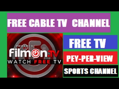 HOW-TO INSTALL FilmOn.TV ADDON-FREE LIVE IPTV CHANNEL ON KOD