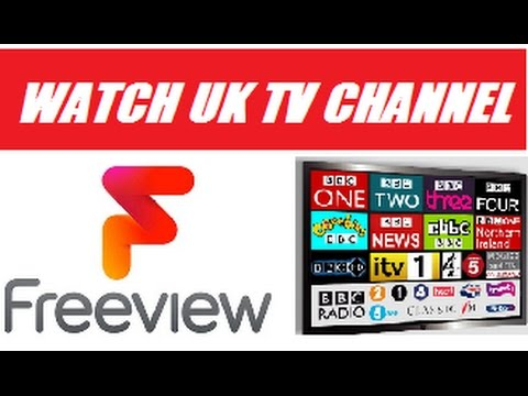 HOW-TO INSTALL FREEVIEW ADDON FOR LIVE UK IPTV CHANNEL ON