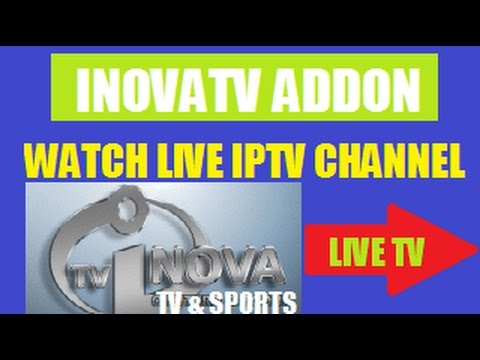 HOW-TO INSTALL INOVATV NEW IPTV ADDON-LIVE TV,SPORTS &