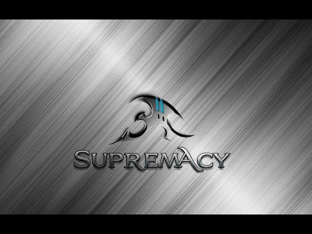 How to install Supremacy on Kodi– New IPTV Addon