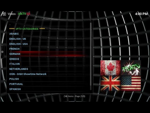 NEW I4ATV ADDON-FREE IPTV US/UK/FR/ES…