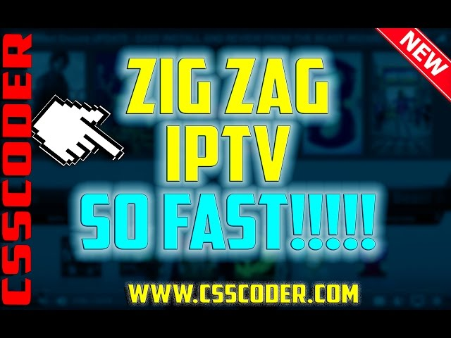 Zig Zag ✖️FREE IPTV✖️Addon for KODI – Simple