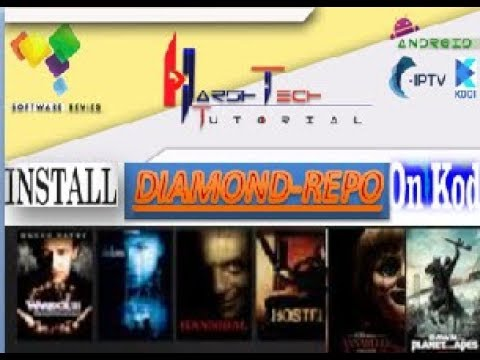 DIAMOND REPO ADDONS  INSTALL TO KODI ADDON FOR WATCH CABLE