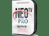 Abonnement NEO TV PRO IPTV 12 Mois