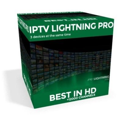 IPTV Lightning Pro