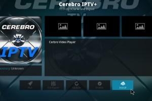 How to Install Cerebro IPTV Kodi addon?