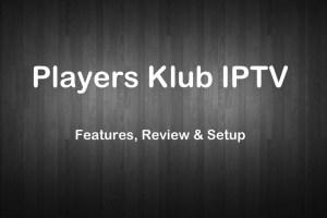 Install Players Klub IPTV