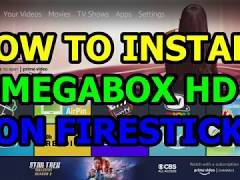 How To Install MegaBox HD On Firestick ?