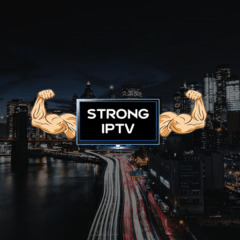 Strong IPTV – Streams 500+ Channels for £15