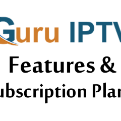 Guru IPTV: Features, Pricing and Channel List