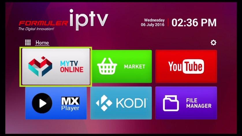 Mytv Online app